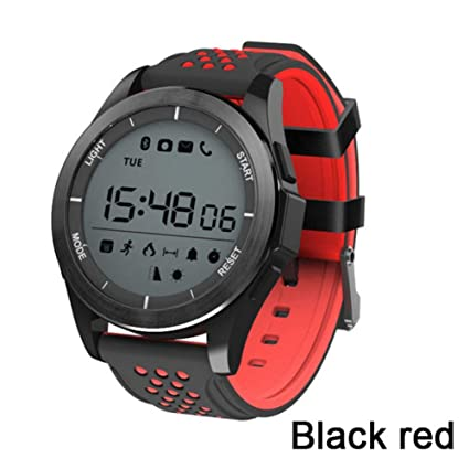 ZCPWJS Pulsera Inteligente F3 Smart Watch Men IP68 ...