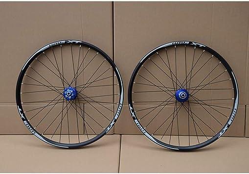 MZPWJD MTB Juego Ruedas Bicicleta 26 27.5 29 In Rueda ...