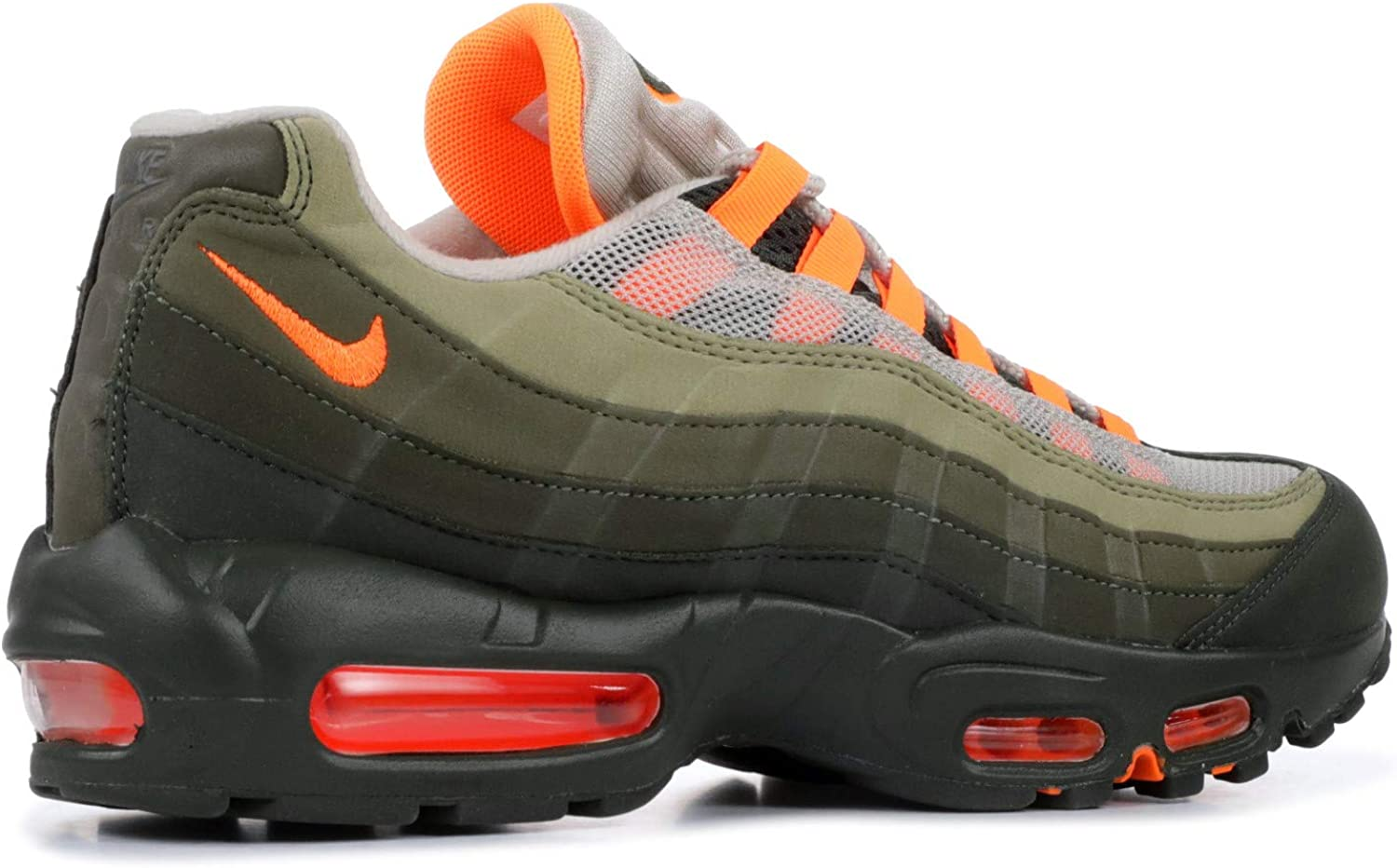 NIKE AIR MAX 95 OG 'Neutral Olive' Mens Sneakers AT2865 200