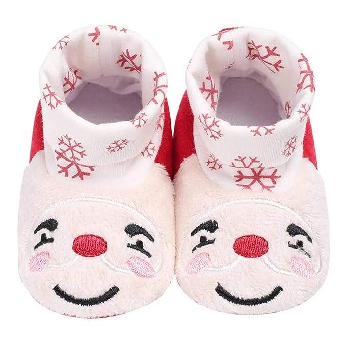 SOIMISS 1 Pair Christmas Socks Booties