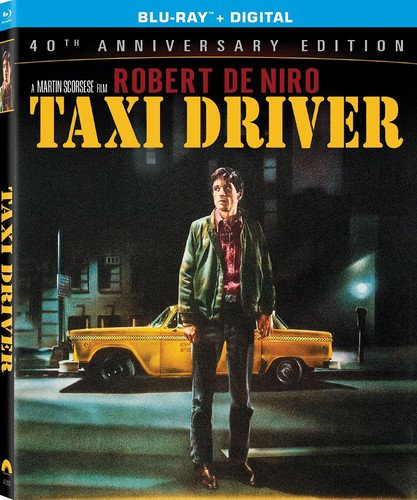 (Taxi Driver (40th Anniversary Edition) [Blu-ray])