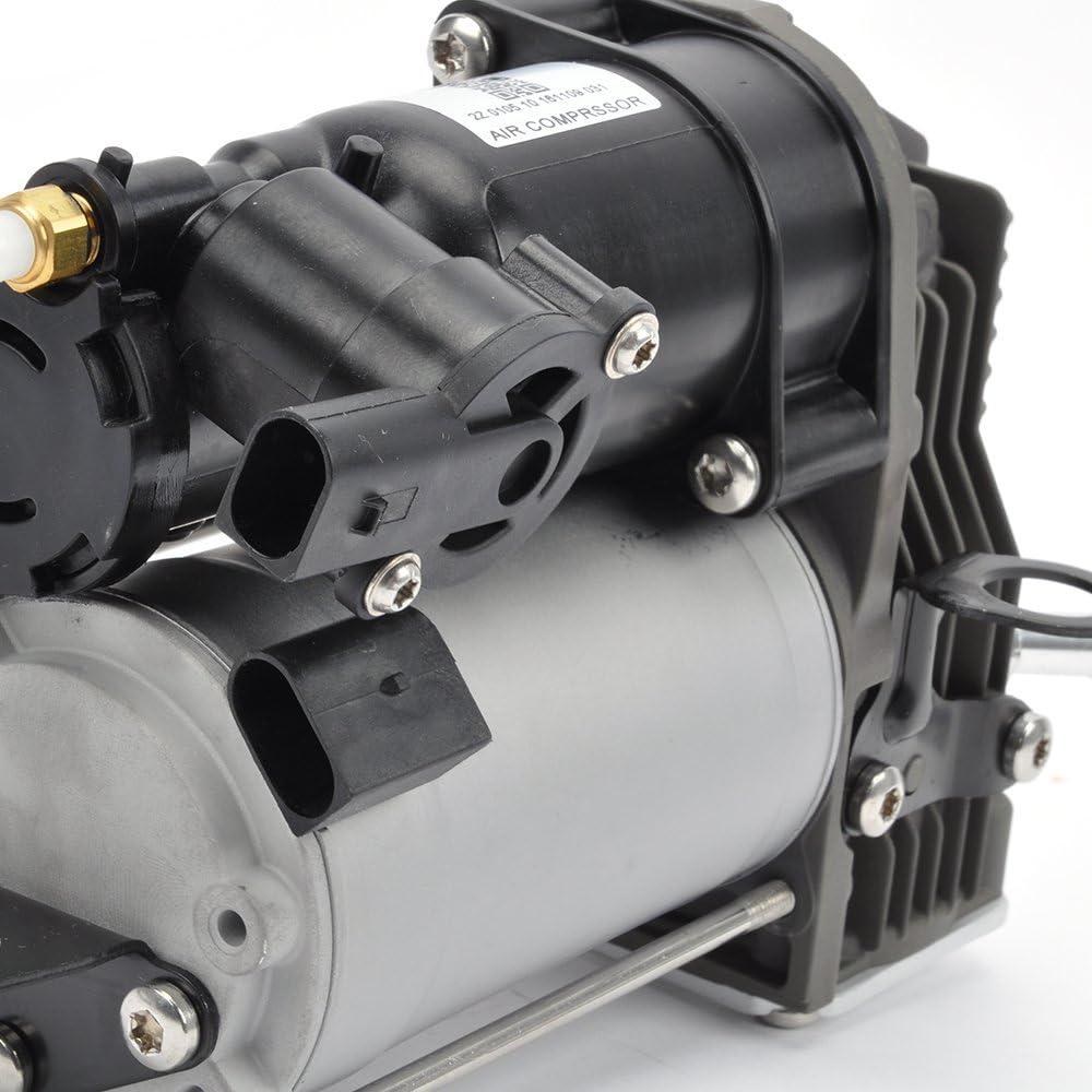 MILLION PARTS Front//Rear Air Suspension Compressor /& Relay Kit for Mercedes-Benz 2007-2009 GL320 /& 2007-2012 GL450 /& 2010-2012 GL350 /& 2008-2012 GL500 GL550
