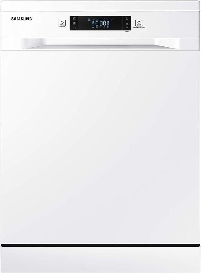 SAMSUNG - DW60M6050FW Independiente 14cubiertos A++ lavavajilla - Lavavajillas