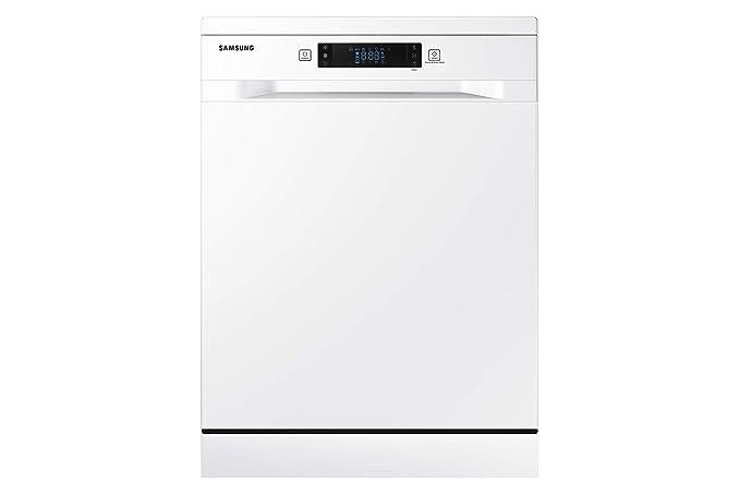 Samsung - DW60M6050FW Independiente 14cubiertos A++ lavavajilla - Lavavajillas (Independiente, Blanco, Tamaño completo (60 cm), Blanco, Botones, ...