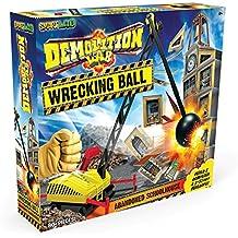 Demolition Lab: Wrecking Ball