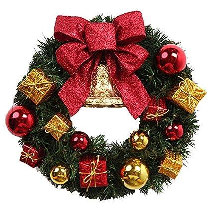 Toogoor Decoraciones De Navidad Guirnaldas De Puertas Y Ventanas - Guirnalda-navidad