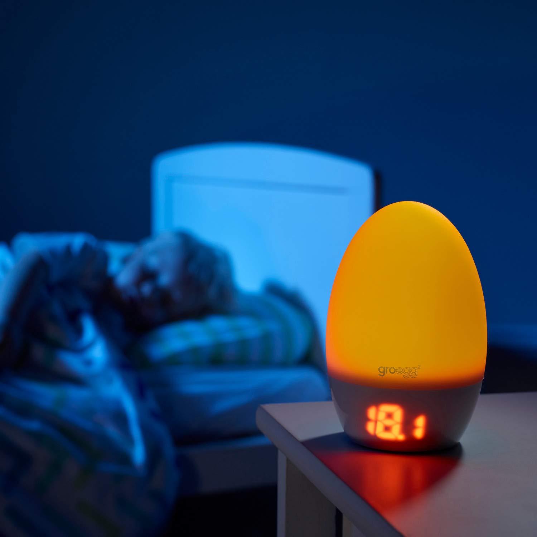 El Gro Company groegg 2/habitaci/ón term/ómetro y luz nocturna