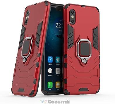 Cocomii Black Panther Armor Xiaomi Mi 8 Pro Funda Nuevo [Robusto ...