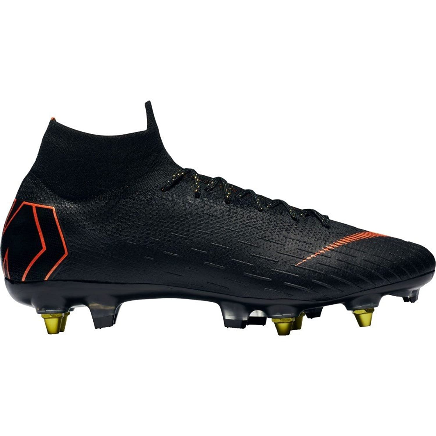 (ナイキ) Nike メンズ サッカー シューズ靴 Nike Mercurial Superfly 6 Elite SG-Pro Soccer Cleats [並行輸入品] B07BPT3X3Y M7.5/W9-Medium