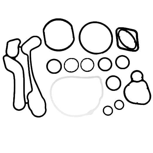 Amazon Com Engine Oil Cooler Gasket Seal Repair Kit For 1 6l 1 8l