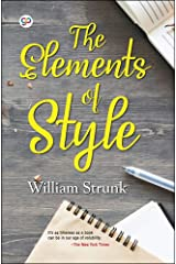 The Elements of Style : Writing Strategies with Grammar (Hardcover Library Edition) Hardcover