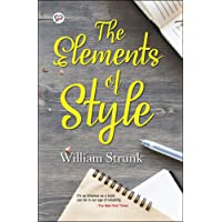 The Elements of Style : Writing Strategies with Grammar (Hardcover Library Edition)