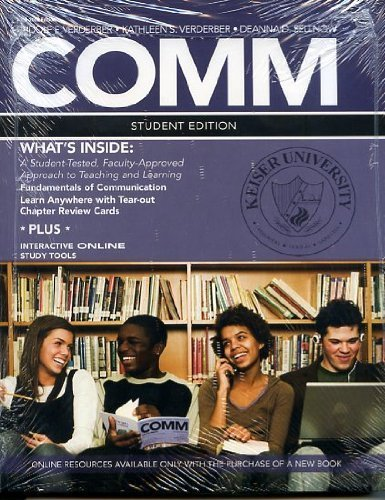 Download Comm Student Edition with Speech Studio ebook