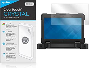 Dell Latitude 14 Rugged Extreme Screen Protector, BoxWave [ClearTouch Crystal] HD Crystal Film Skin to Shield Against Scratches for Dell Latitude Rugged 14 Extreme
