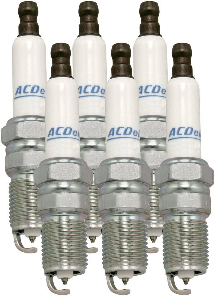 ACDelco 41-110 Professional Iridium Spark Plug 6 Pack