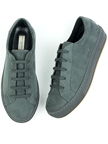 c011eec080 Amazon.com | Will's Vegan Shoes Womens Sneakers Grey | Shoes