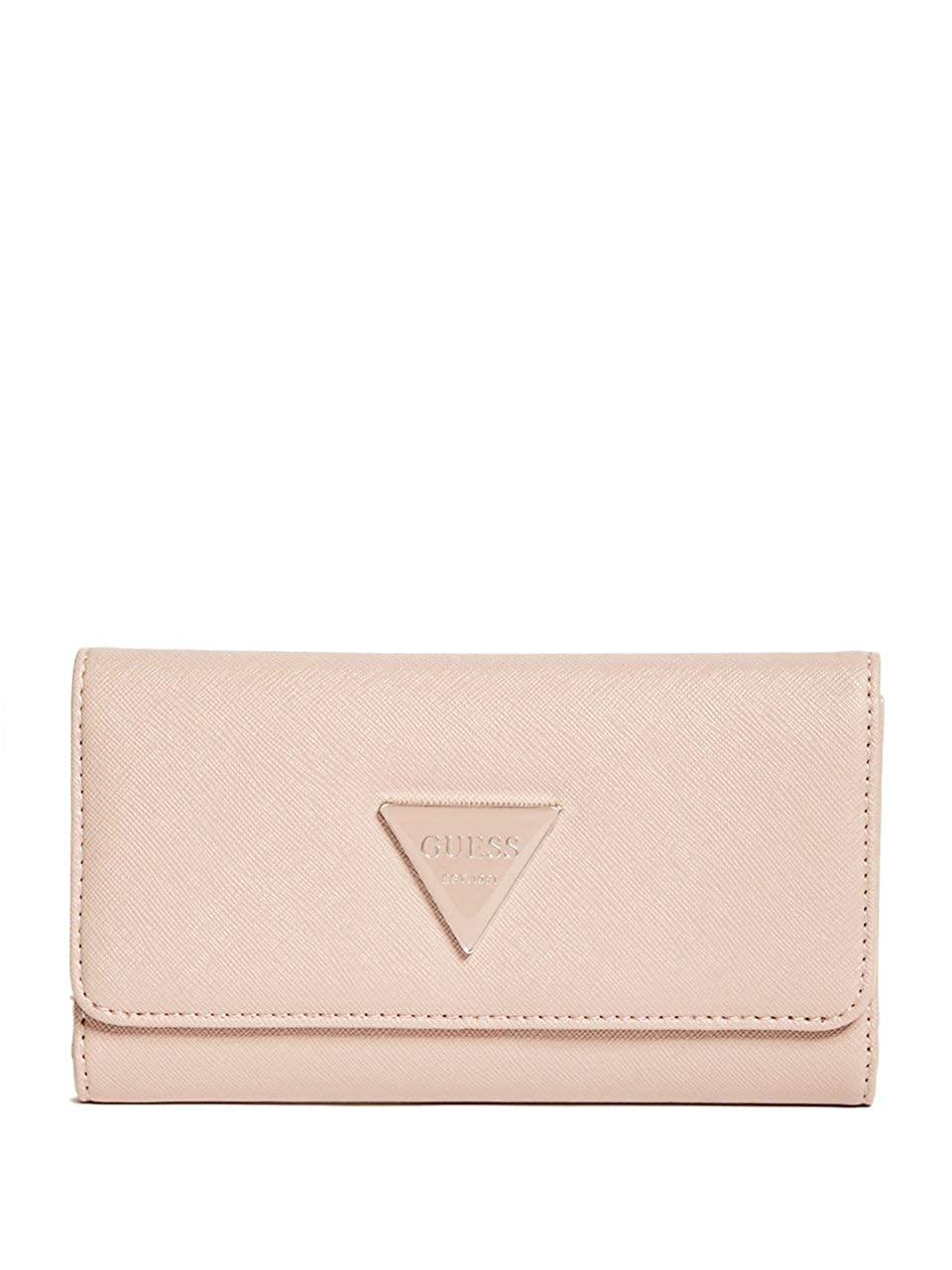 Amazon.com: Guess Factory Mujer Abree Slim Wallet: Clothing