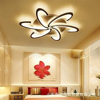 Larsure Vintage Modern Deckenleuchten im Wohnzimmer Licht Muster der ...
