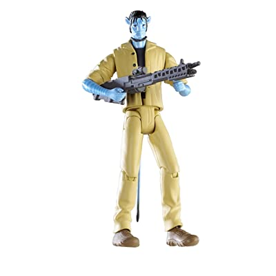Avatar Na'Vi Jake Human Action Figure: Toys & Games