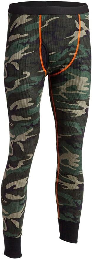 SHISAIGOU Long Johns Mens Thermo Underwear Men Camouflage Cotton Winter Warm Thermal Underwear Seobean Male Outdoors Thermals