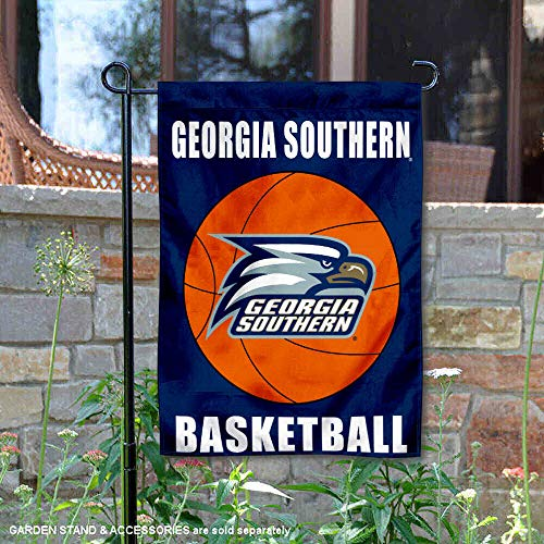 College Flags and Banners Co. Georgia Southern Eagles Basketball Garden Flag