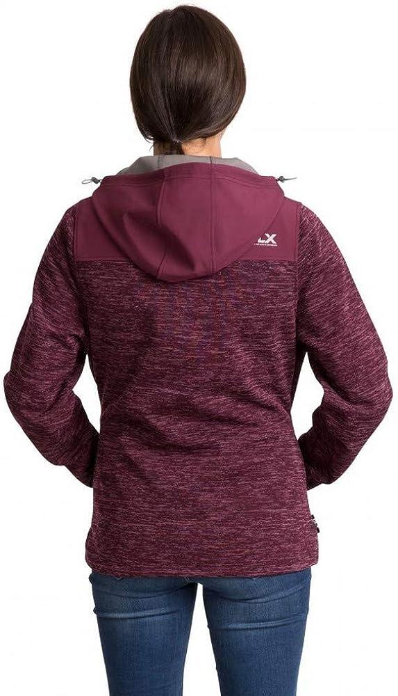 Trespass Womens//Ladies Kirsti Waterproof Softshell Jacket