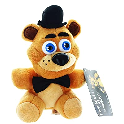 "Five Nights At Freddy's 6.5"" Plush: Freddy: Toys & Games"