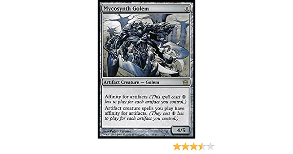 Mycosynth Golem  x 1 Fifth Dawn