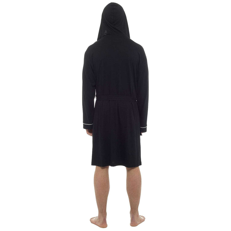 Strong Souls Mens Lightweight Robe