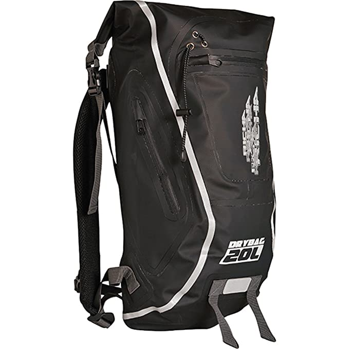 Richa H20 mochila 20L mochila 100% impermeable motocicleta moto Touring: Amazon.es: Ropa y accesorios