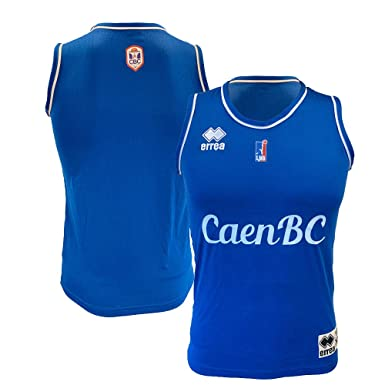 CBC Caen - Camiseta Oficial de Baloncesto 2018-2019, Unisex Adulto ...