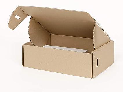 Cajas plegables con tapa, 250 x 175 x 100 mm, innovadoras ...