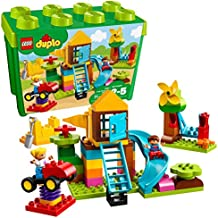 [Patrocinado] LEGO Duplo My First Large Playground Brick Box 10864 – Building Kit (71 pieza)