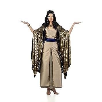 Limit Sport- Disfraz Egipcia Cleopatra, S (DA342): Amazon.es ...