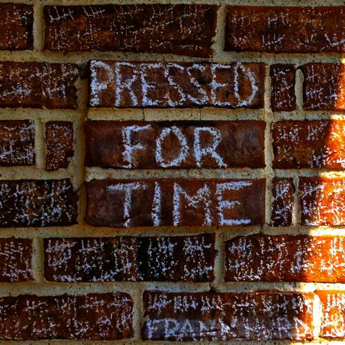 Pressed for Time - EP