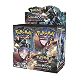 Day All New Pokeemon Cards are here Pokemon Trading Card Game- 5 Packs (Random) (Sun And Moon Burning Shadows)
