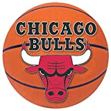 Sports and Tailgating NBA Party Chicago Bulls Cutout Decoration, Laminated Cardstock, 12'