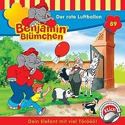 Der rote Luftballon (Benjamin Blümchen 89)