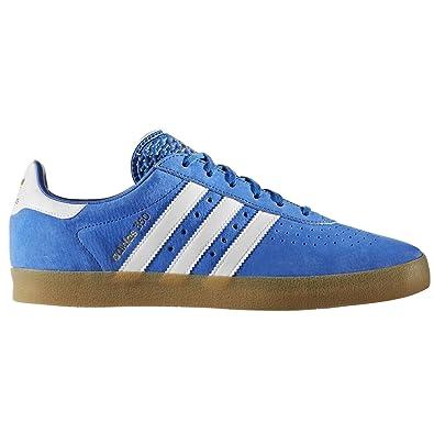 Sneaker39 13Bluewhitegun3 Adidas 350 By1832Frau Blue Nobuk xBCrQdoeWE
