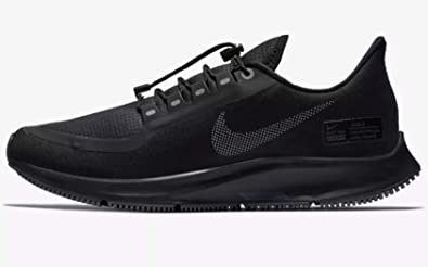 online here amazing price where can i buy Nike W Air Zoom Pegasus 35 Rn ShLD Damen Aa1644-003, Schwarz ...
