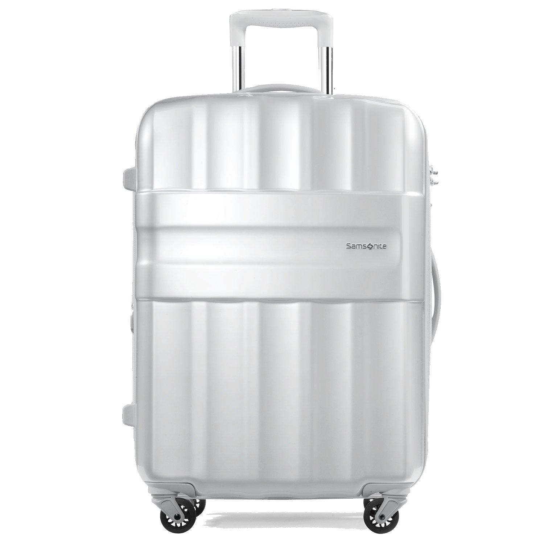 [サムソナイト] スーツケース アーメット スピナー79 105L-123L 5.4kg 拡張機能 保証付 (旧モデル) B014QI6WQMアルミニウム