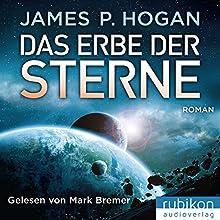 Das Erbe der Sterne (Riesen-Trilogie 1) Hörbuch von James P. Hogan Gesprochen von: Mark Bremer