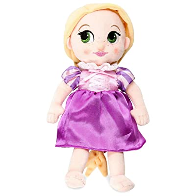 Disney Animators' Collection Rapunzel Plush Doll - Tangled - Small - 12 Inch: Toys & Games