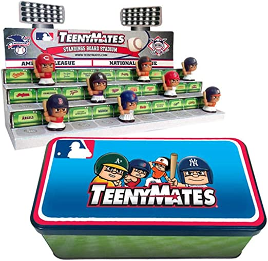 MLB TeenyMates Series 2 Party Animal Toys 2 Figures and 2 Puzzle Pieces New 2015