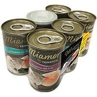 Miamor Trinkfein Vitaldrink Sixpack 6er Pack (1 x 6 x 135ml)