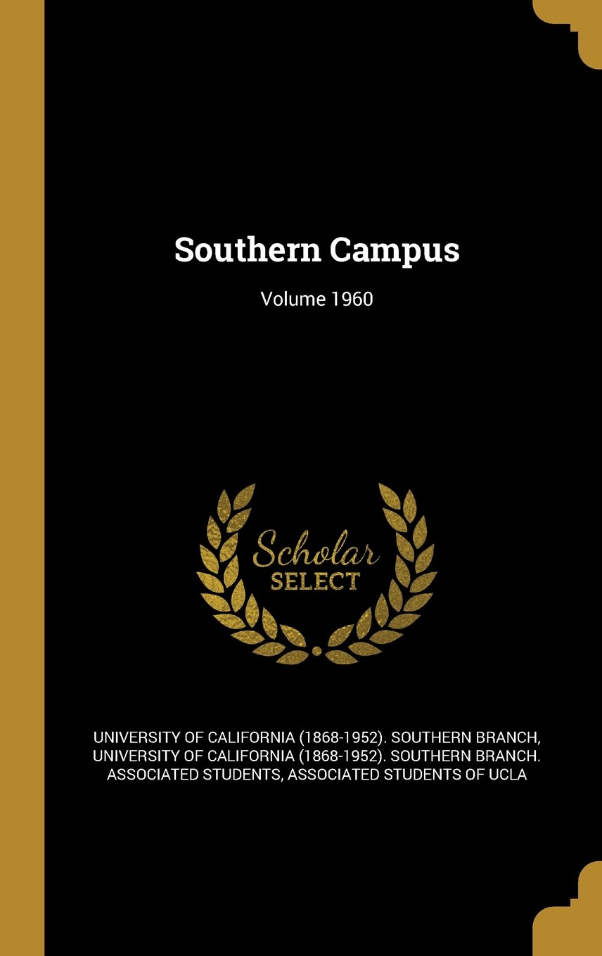 Download Southern Campus; Volume 1960 ebook