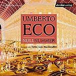 Nullnummer | Umberto Eco