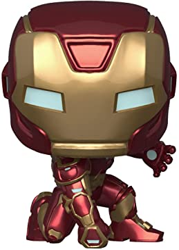 Oferta amazon: Pop! Marvel: Avengers Game- Iron Man (Stark Tech Suit), Multicolor