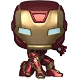 Pop! Marvel: Avengers Game- Iron Man (Stark Tech Suit), Multicolor