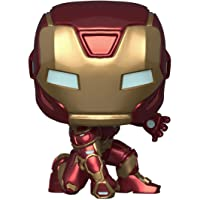 POP! MARVEL: AVENGERS GAME - IRON MAN (STARK TECH S) - REF: #626